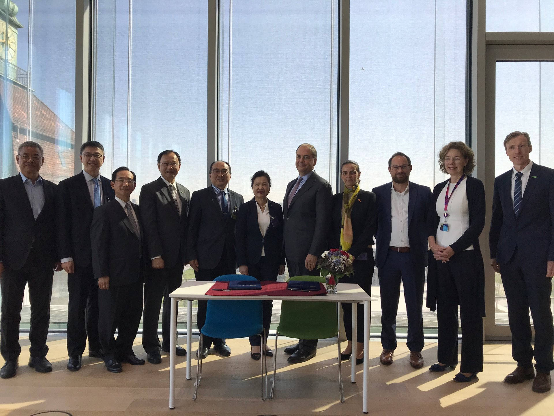 2019 Europe Investment Promotion Delegation photo-2