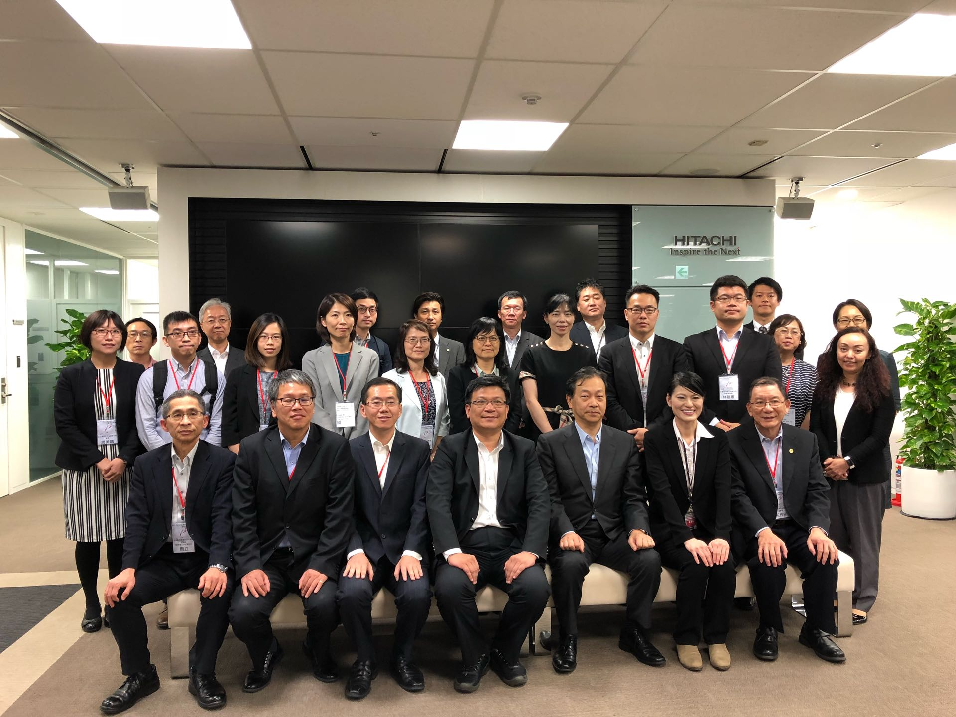 2019 Taiwan-Japan OB Alliance Kanto Industry Cooperation Delegation photo-1