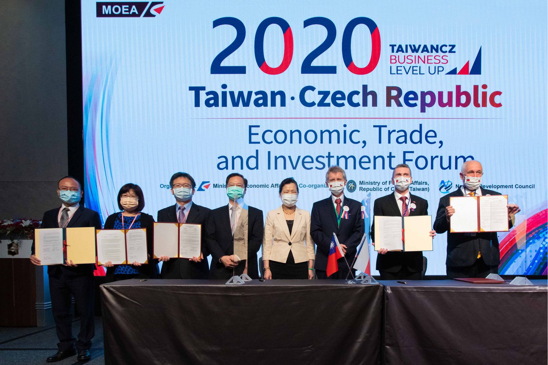 2020 Taiwan-Czech Republic Economic, Trade, and Investment Forum photo-3