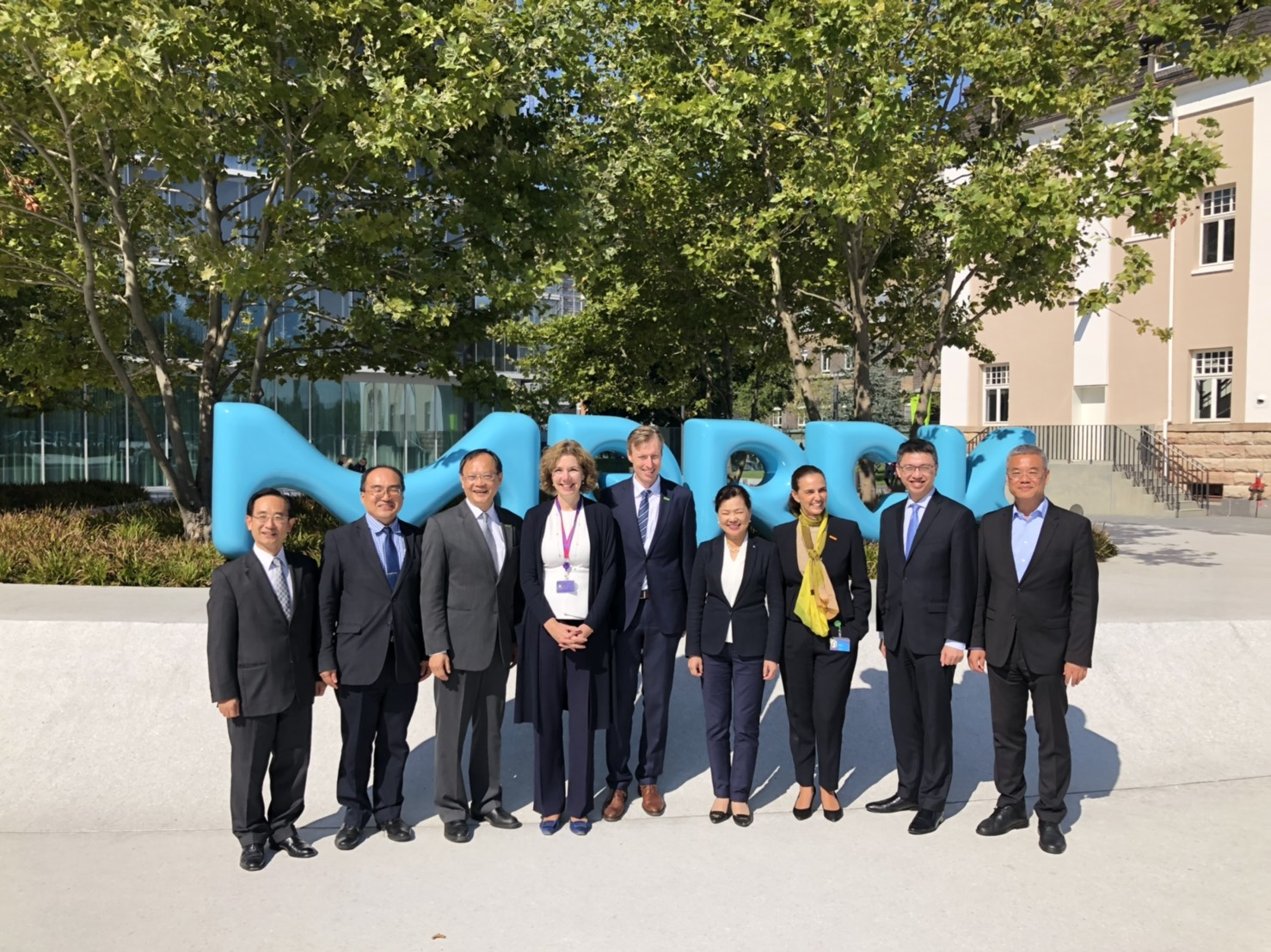 2019 Europe Investment Promotion Delegation photo-1